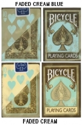 Bicycle Faded Cream / Faded Cream Blue
