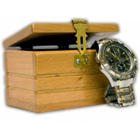 watch box la boite montre. Black Bedroom Furniture Sets. Home Design Ideas
