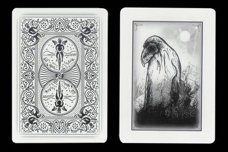 Carte ghost oiseau fant me - Ghost fantome ...