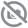 Pins clown,lapin,colombe,carte